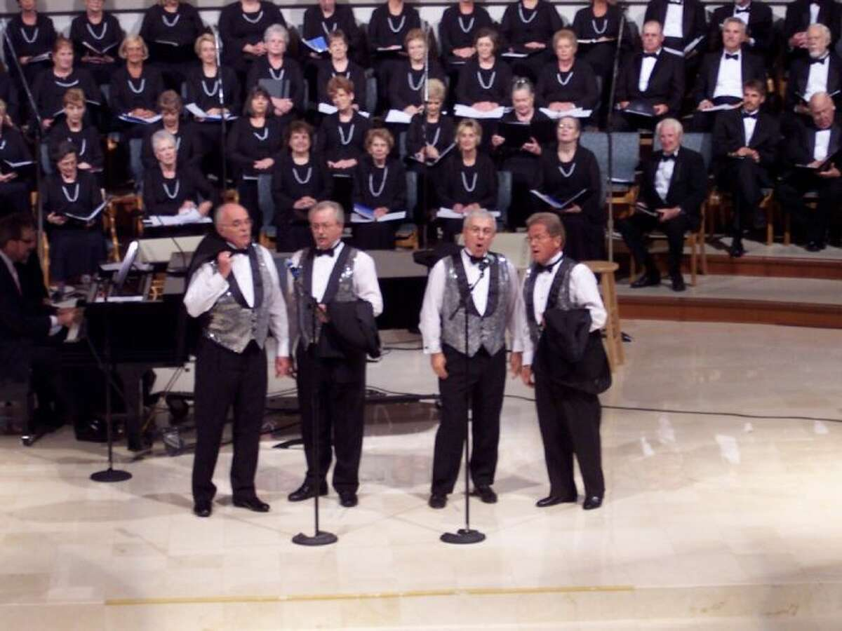 """The Montgomery County Choral Society has just started rehearsals for its 42nd season. The group is still taking new singers for the upcoming season. Auditions are Monday night at the First United Methodist Church in Conroe. The first show of the season is a dinner and show """"The Gift of Music"""" on Sept. 24."""