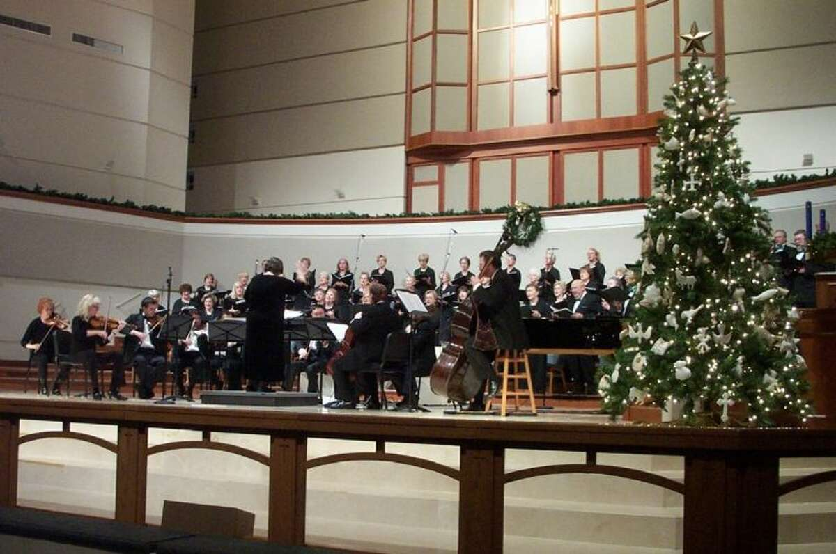 """The Christmas show of the 2012013 Choral Society season. This year's Christmas show is """"The Gifts of Christmas"""" on Dec. 6."""