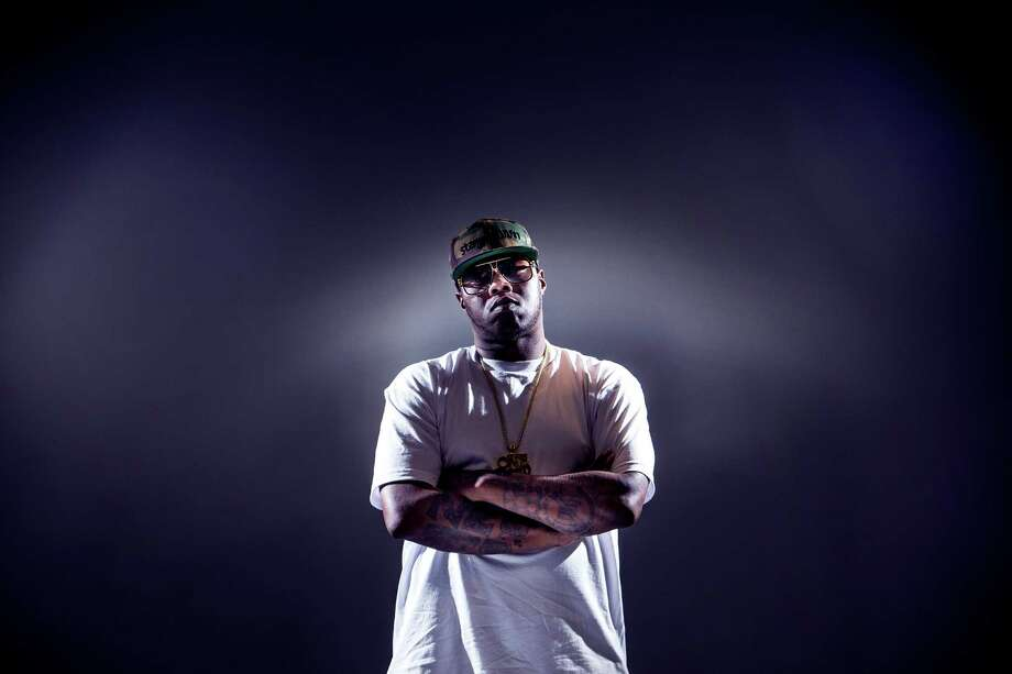 Z-Ro, one of the best rappers in Houston who was cited as one of the most underrated in the country by the New York Times, poses for a portrait Monday, August 15, 2016 in Houston. ( Michael Ciaglo / Houston Chronicle ) Photo: Michael Ciaglo, Staff / © 2016  Houston Chronicle