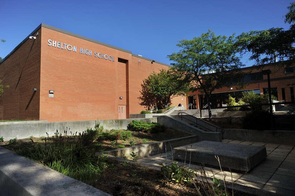 Shelton High School in Shelton, Conn. on Thursday, September 22, 2016.