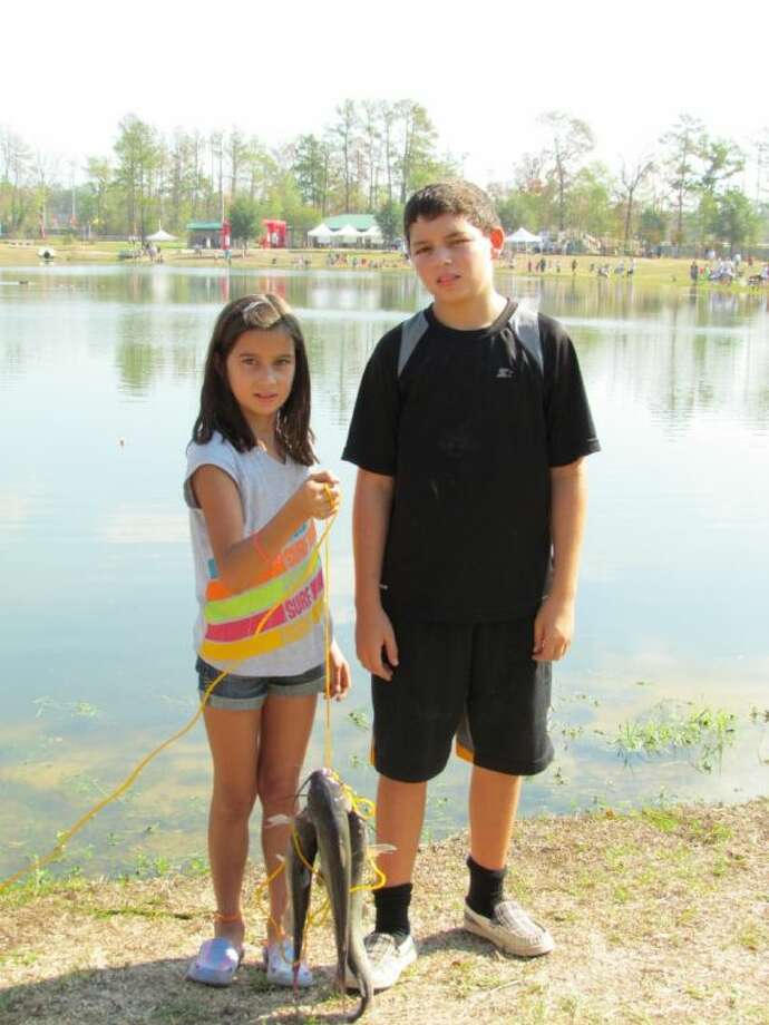 Join the City of Conroe Parks and Recreation Department for the 14th annual KidFish from 9 a.m. to noon this Saturday at Carl Barton Jr. Park. This event is FREE to children 16 and younger.