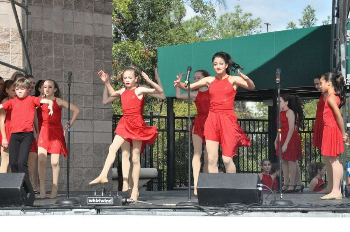 Music, dancing and more can be enjoyed at the annual Children's Festival at The Cynthia Woods Mitchell Pavilion from noon to 5 p.m. today.