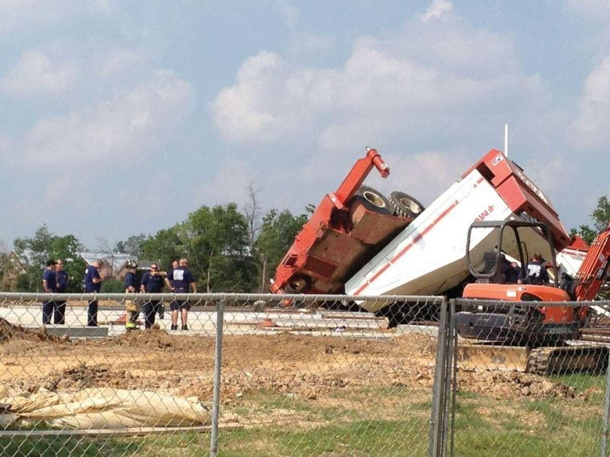Fatal crane accident