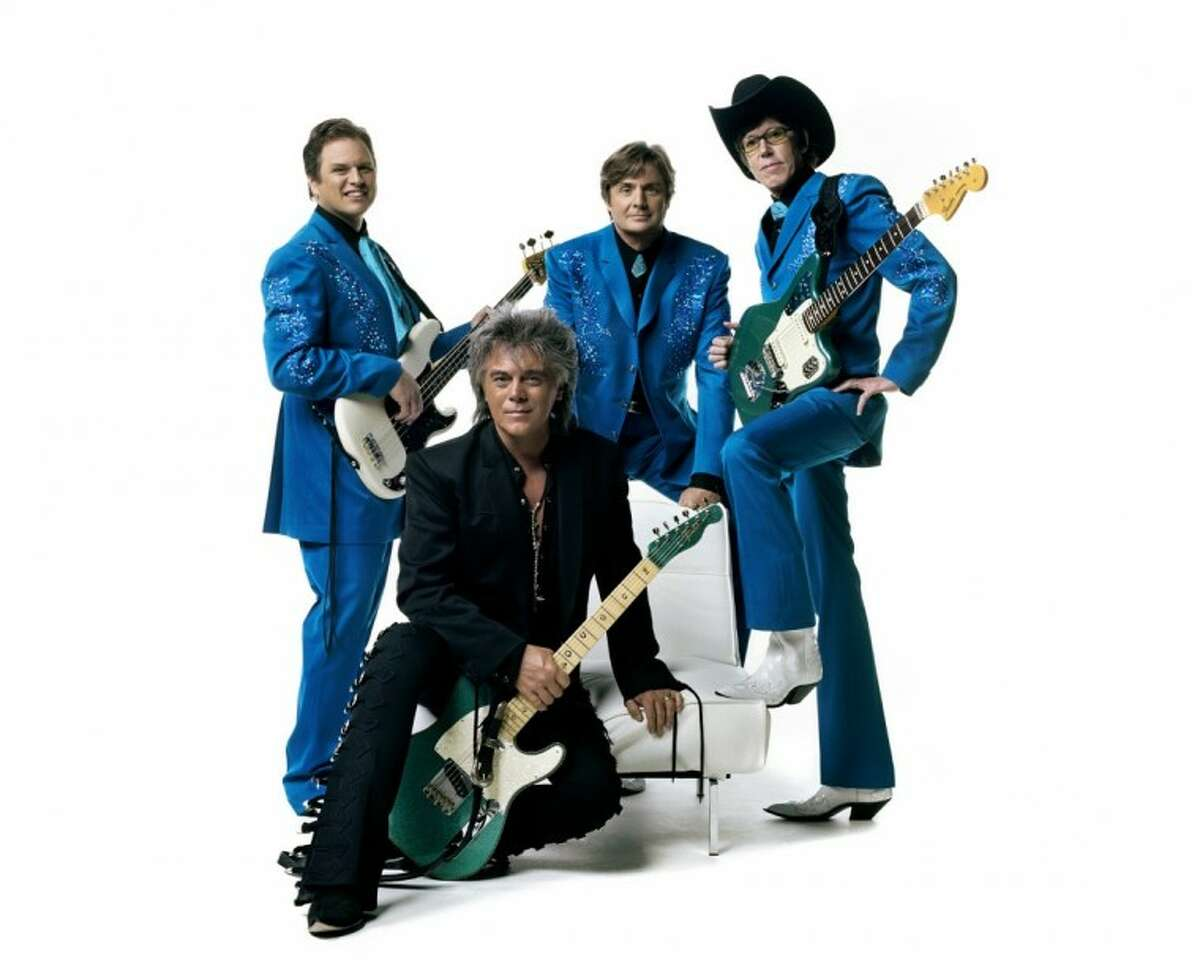 Marty Stuart, bottom in black, will perform with his wife Connie Smith, on April 7 in the Sounds of Texas Music Series at the Crighton Theatre in downtown Conroe.