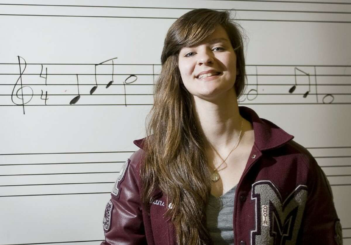 Magnolia High School student Tatiana Haar earned a spot on the All-State.