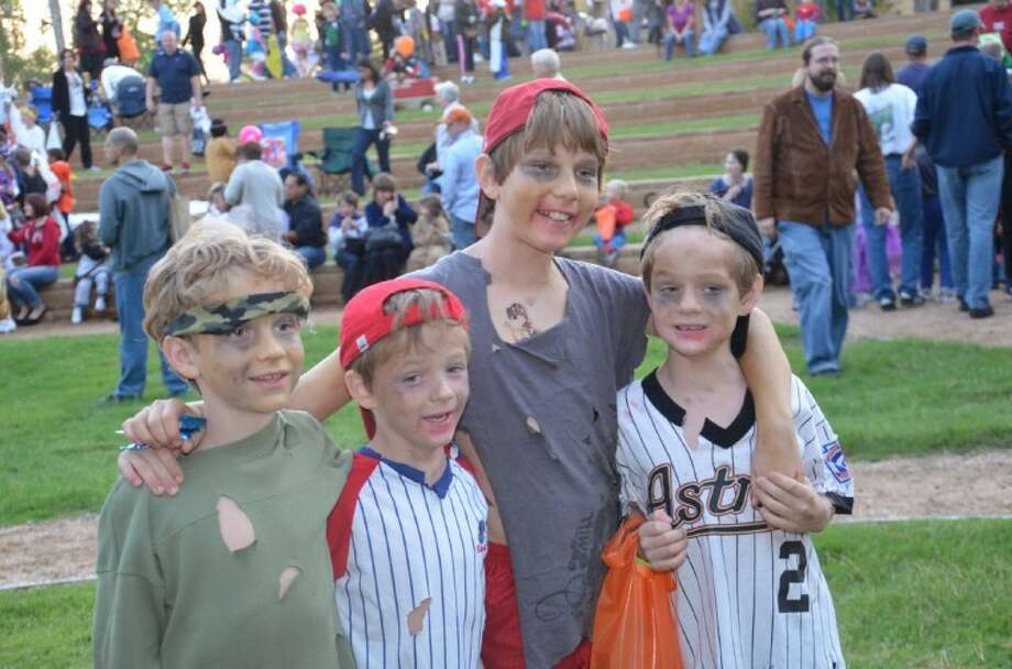 The annual Halloween at the Y presented by Walgreens will be at the Creekside YMCA Outdoor Adventure Center today starting at 4:30 p.m. There's trick or treating on the trails with more than 20 age appropriate activity stations. A Halloween movie under the starts begins at 7 p.m. Call 281-367-YMCA for more information.
