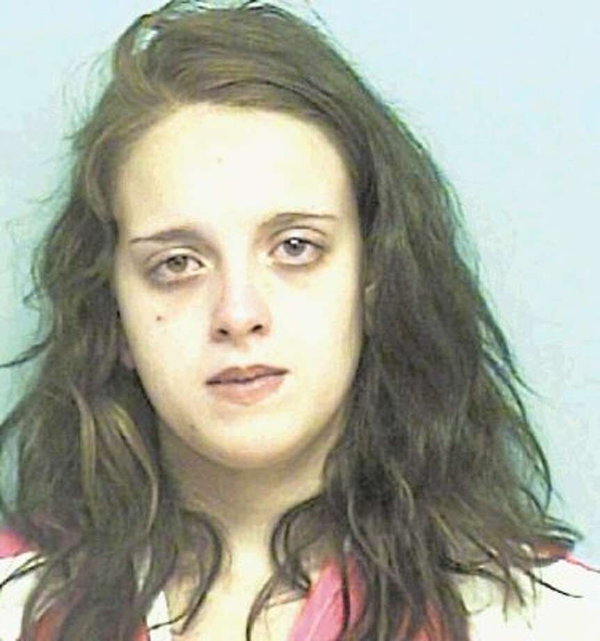 """BONE, Kayla JoWhite/Female DOB: 08/04/1993Height: 5'11"""" Weight: 140 lbs.Hair: Brown Eyes: Brown Warrant: # 120505339 Surety to SurrenderPossession of a Controlled SubstanceLKA: Valerie Ln., Spring."""