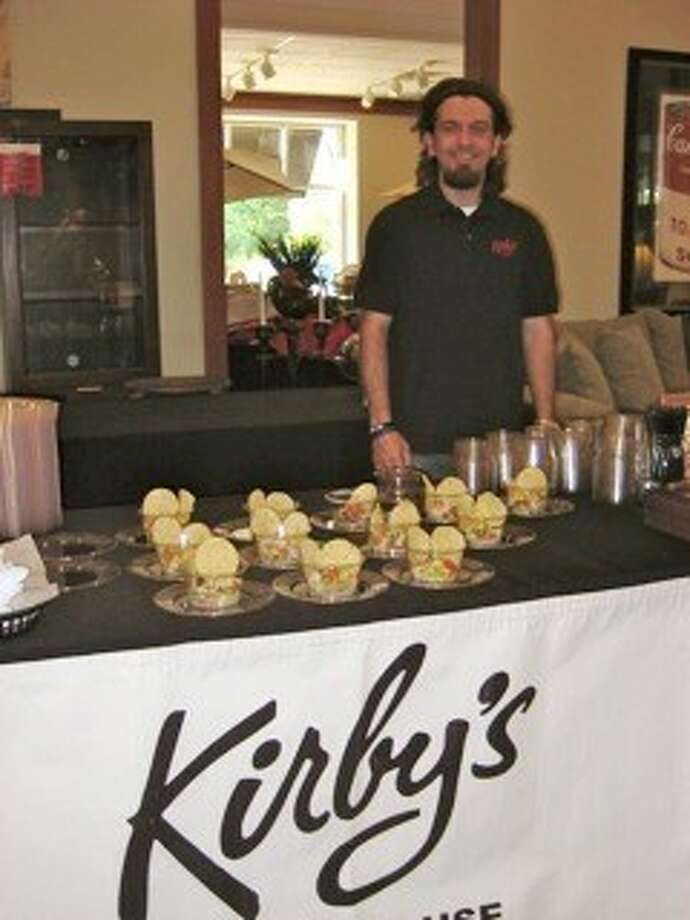 Kirby's Steakhouse is among the 12 committed restaurants to date that will be providing samples of their signature dishes, along with fine wines with up to 50 domestic wineries represented, at the WineFest event benefiting the Montgomery County Women's Center on April 26 from 6 to 9 p.m.at Macy's Furniture Gallery at The Woodlands Mall.