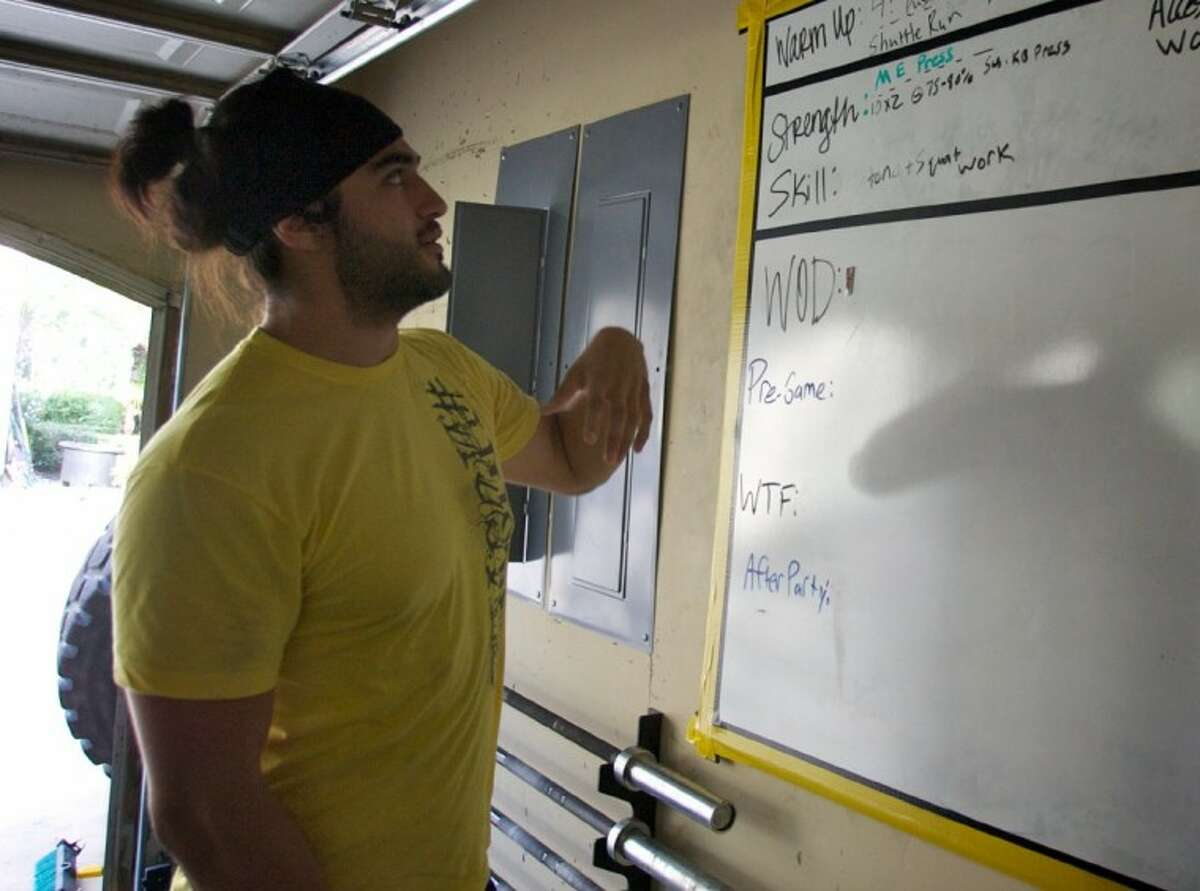 Owner and head trainer of CrossFit Uproar, Stefan Reuda talks about what makes his gym unique.