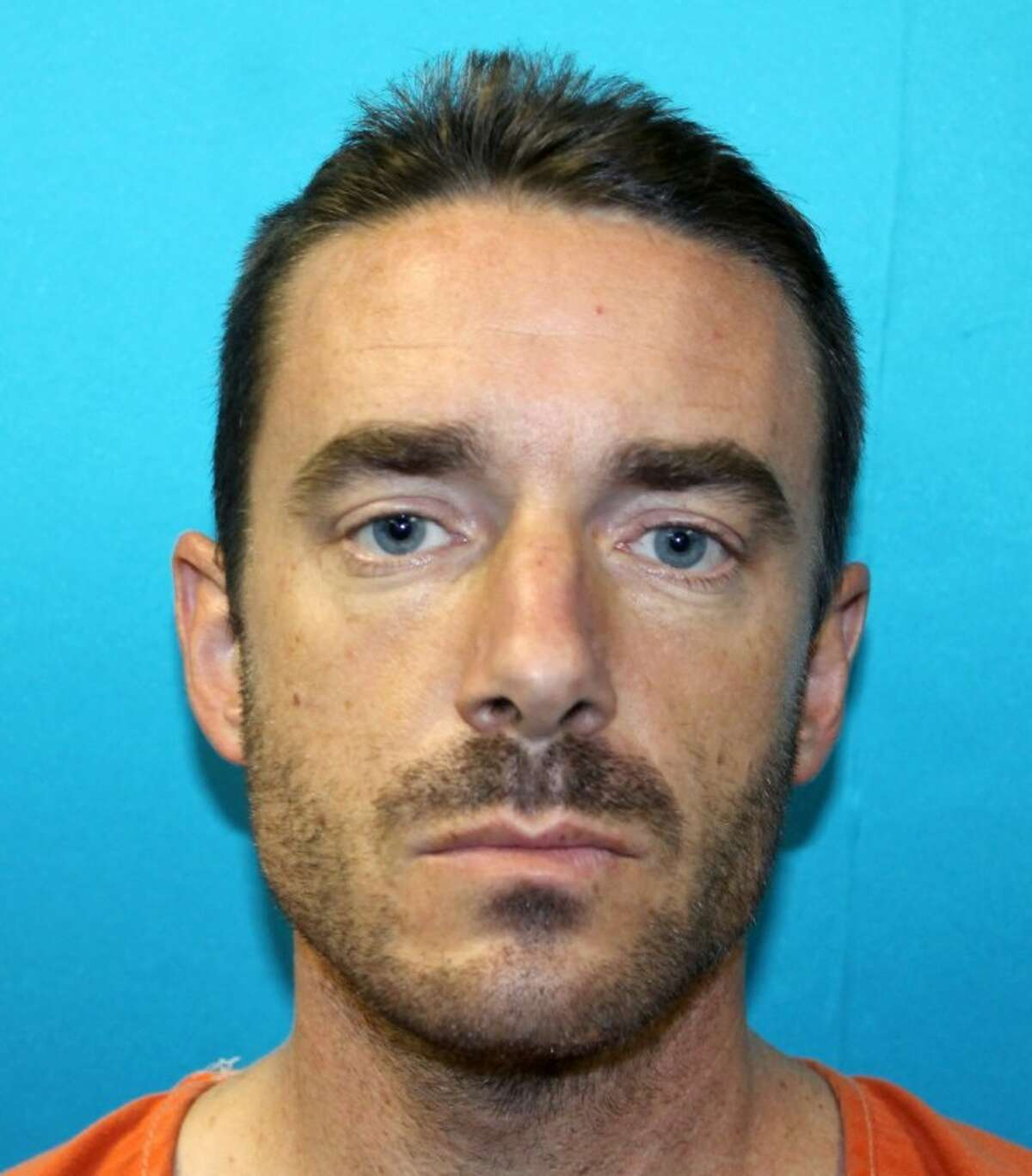 This handout photo provided by the Richland Hills Police Department shows Brent Troy Bartel.