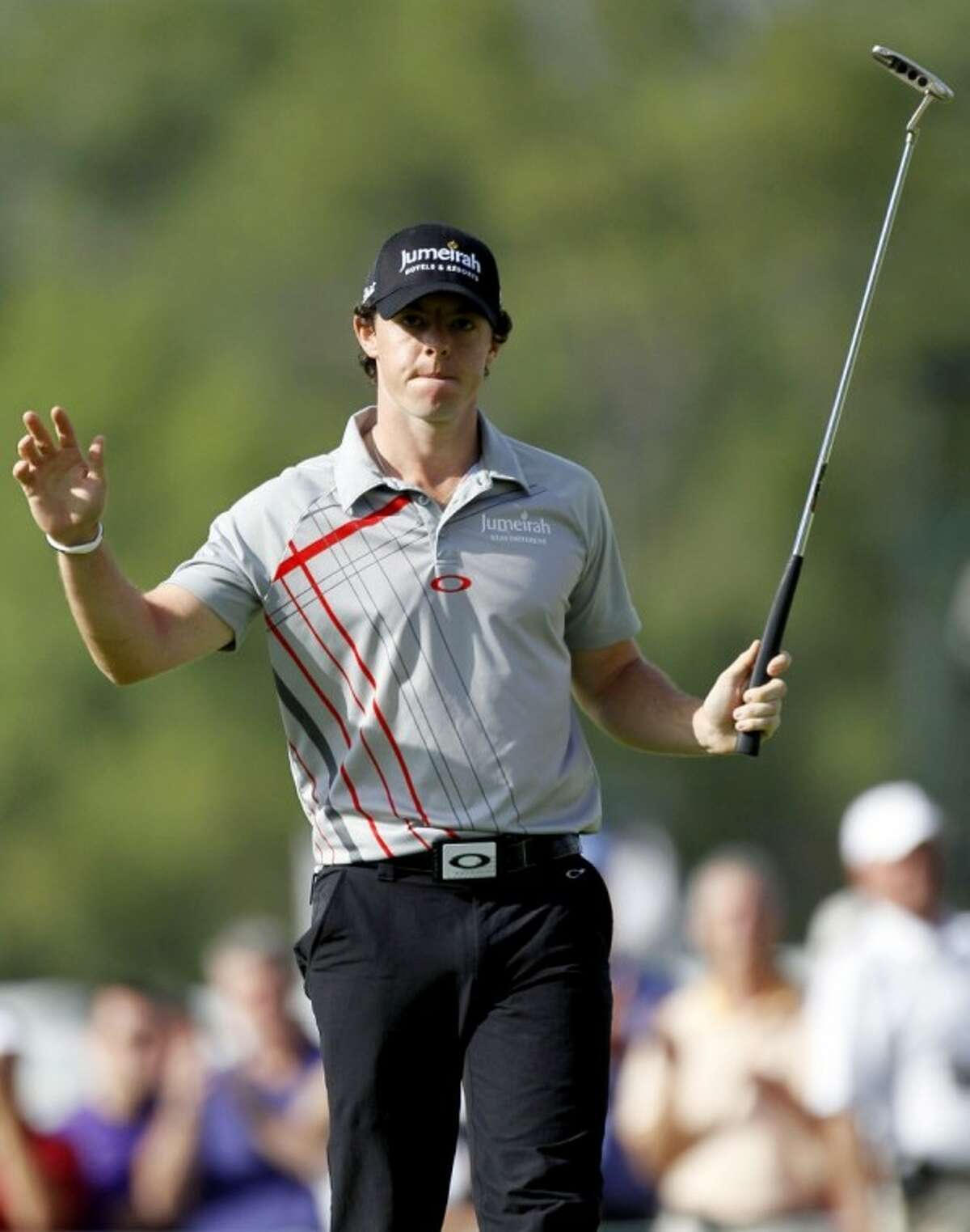 Rory McIlroy won the BMW Championship with a final round of 67.