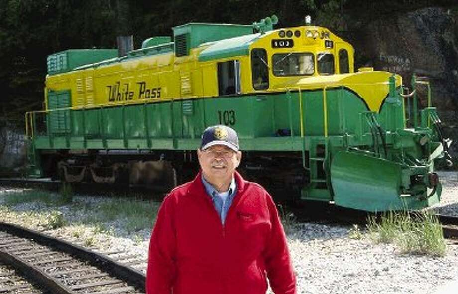 Bob Smith, who lives in the River Plantation subdivision south of Conroe and is an avid railroad enthusiast, is active in Operation Lifesaver, a program to teach railroad-related safety to new drivers.