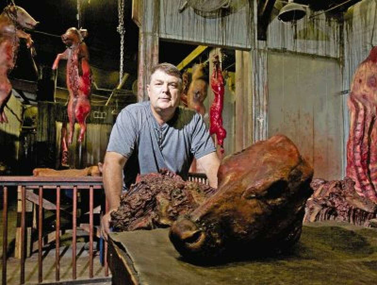 The Woodlands resident Jim Fetterly owns and operates ScreamWorld, which features five haunted attractions.