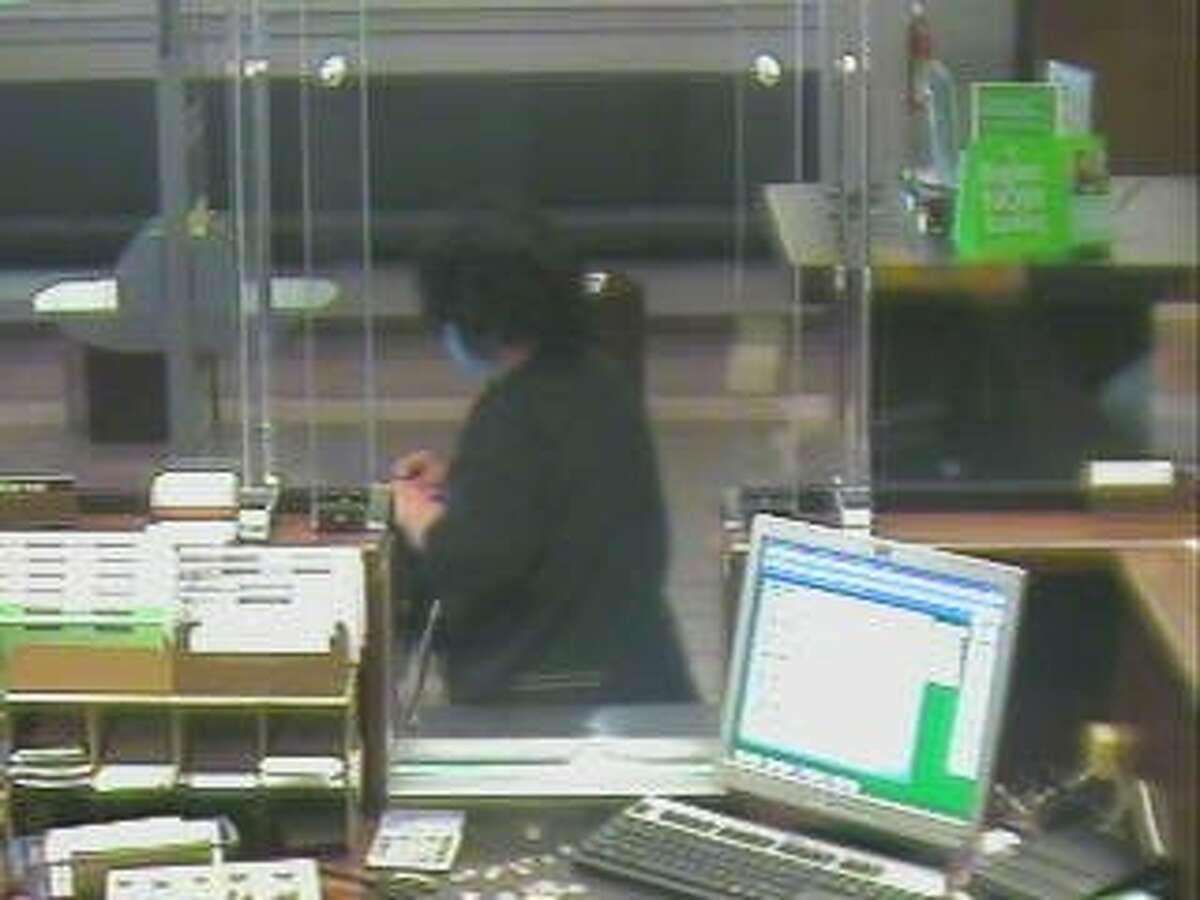 Surveillance video from the Area Regions Bank in Gulfport, Miss., shows a woman robbing the bank on Monday. The suspect has been identified as Evie Herrin of Cleveland. She and her daughter are accused of robbing the bank on Monday.
