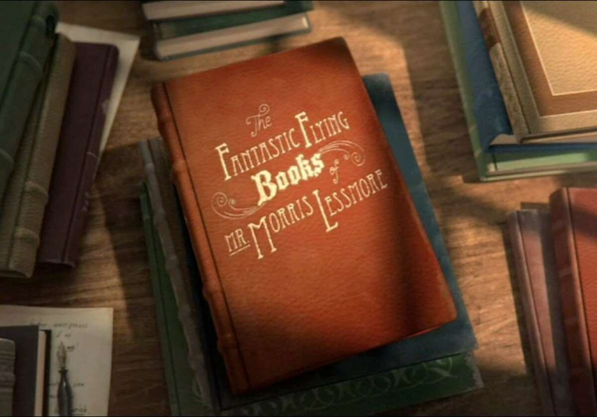 """The Woodlands High School graduates Dominic Pallotta and Beavan Blocker contributed to """"The Fantastic Flying Books of Mr. Morris Lessmore,"""" which won an Oscar for Best Animated Short Film Sunday."""
