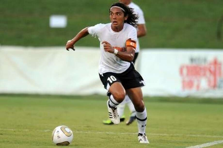 College Park High School graduate Mitchell Cardenas led Campbell University to an overall record of 9-9-2 last season. The Fighting Camels finished 5-4 in Big South Conference play, good for third place.