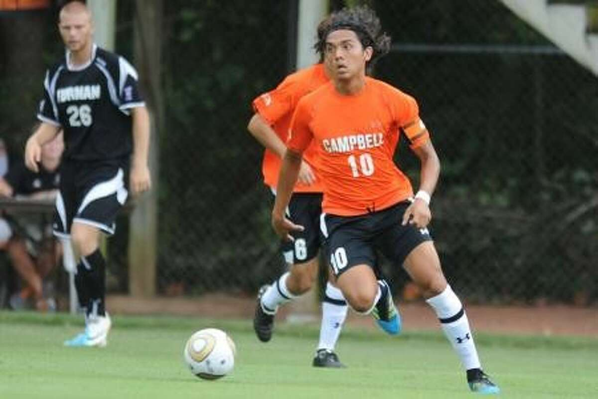 College Park High School graduate Mitchell Cardenas scored a team-high six goals and tallied a squad second-best six assists for Campbell University last season.