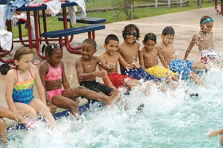 The South Montgomery County YMCA offers swim lessons throughout the summer and all year long.