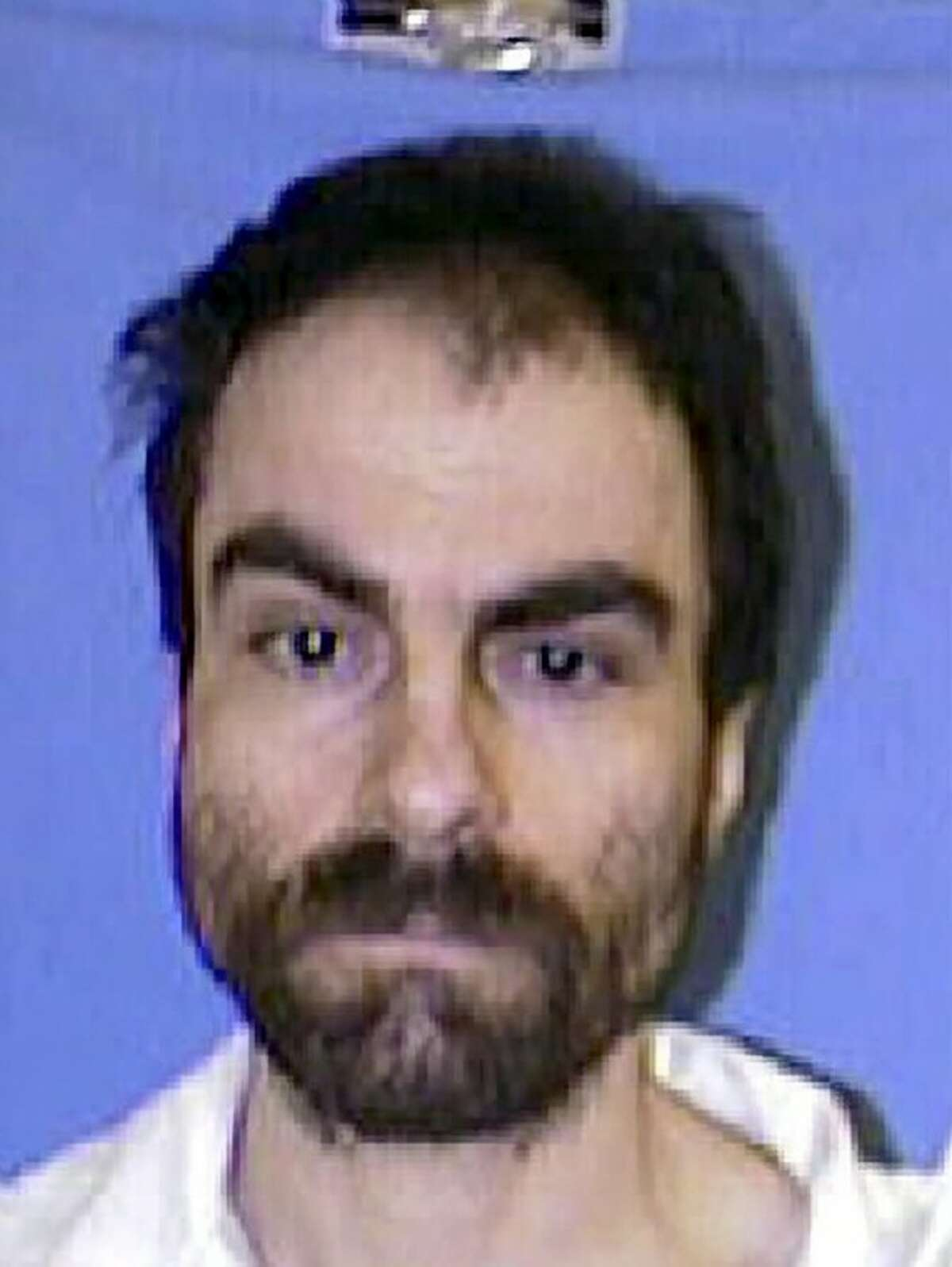 This undated file photo provided by the Texas Department of Criminal Justice, shows Texas death row inmate Steven Staley. The outcome of legal wrangling about Staleyís mental health is likely to determine if the former laborer from Denver is put to death this week in Texas for a slaying almost 25 years ago in Fort Worth.