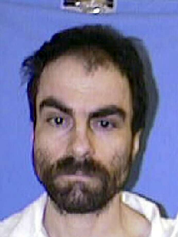 This undated file photo provided by the Texas Department of Criminal Justice, shows Texas death row inmate Steven Staley. The outcome of legal wrangling about Staleyís mental health is likely to determine if the former laborer from Denver is put to death this week in Texas for a slaying almost 25 years ago in Fort Worth. Photo: HOPD