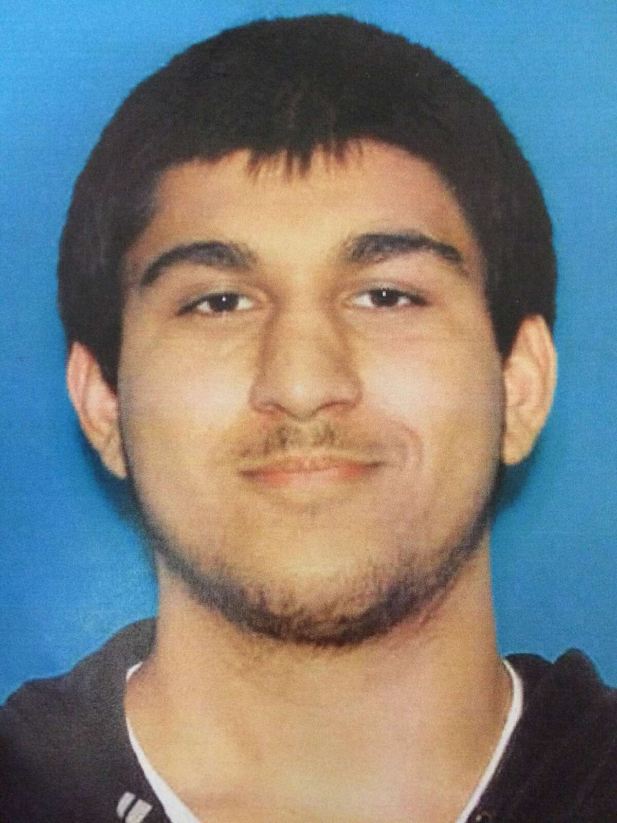 Arcan Cetin, 20-yr-old Oak Harbor resident, is a suspect in the killing of five people in the Cascade Mall on Sept. 23.