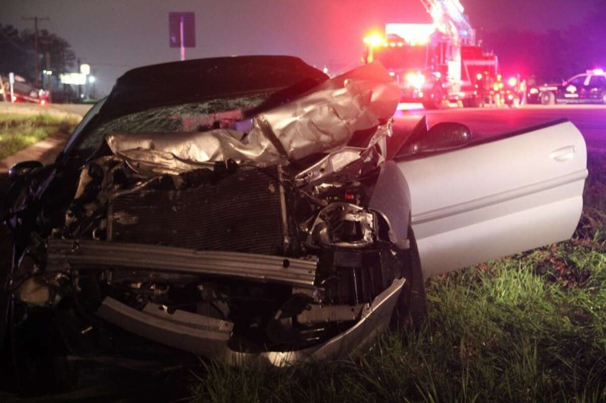 Spring resident Kenneth Nichols, 31, while operating a 2004 Sebring, pictured above, allegedly rear-ended a white Silverado truck causing the driver of the truck to be fatally ejected from his vehicle. Investigators said Nichols tested over the legal blood alcohol level and was later arrested on the charge of intoxication manslaughter.
