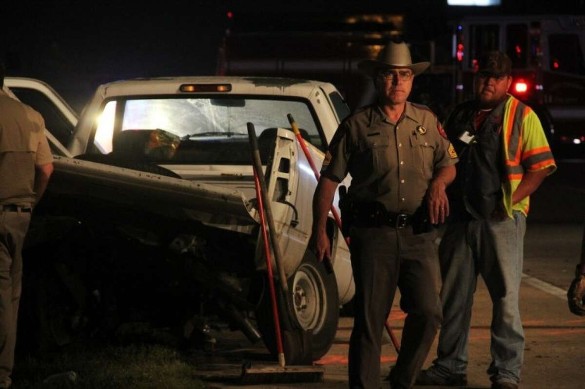 A Kingwood man was killed in car wreck near the Lake Conroe area Wednesday night. Investigators said the other driver is being charged with intoxication manslaughter.