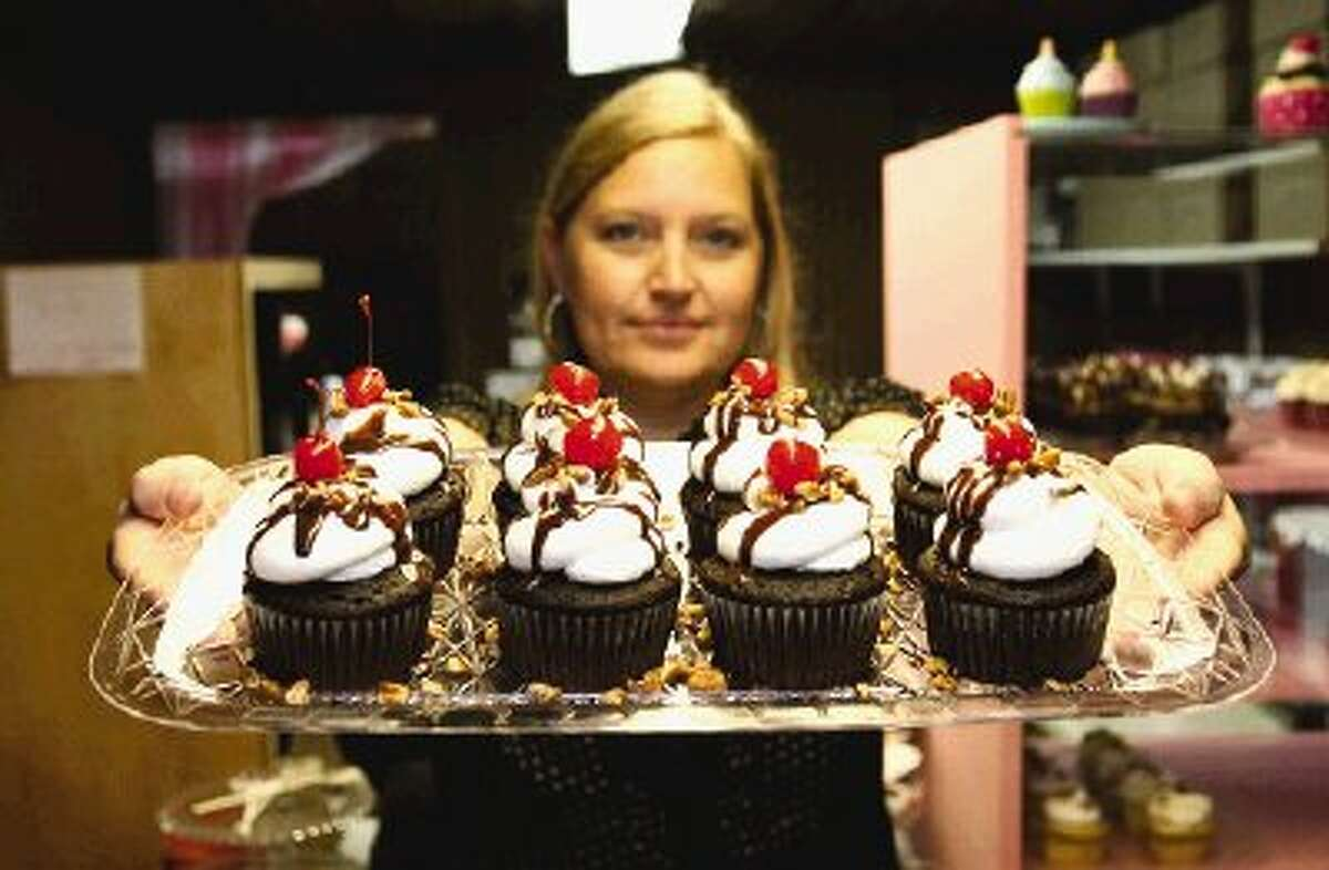 Candyland Sweets offers more than 80 different varieties of gourmet cupcakes for special events and parties.