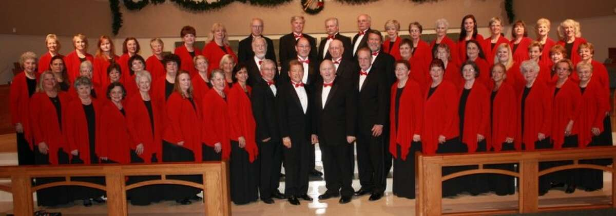 """The Montgomery County Choral Society closes its 40th season on March 30 with the concert """"Our Heritage in Song"""" at the First United Methodist Church in Conroe."""