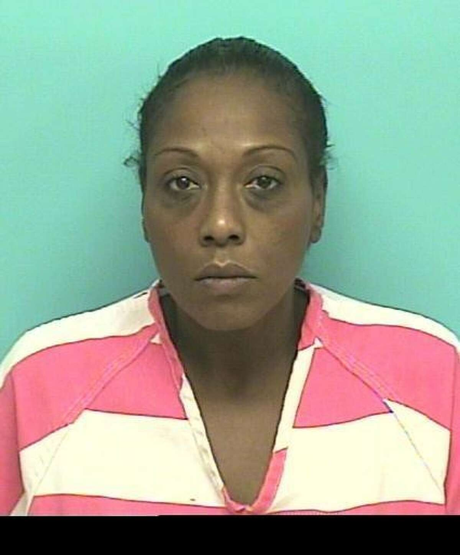 "BROWN, Shawda MoniqueBlack/Female DOB: 10/02/1967 Height: 5'04"" Weight: 170 lbs. Hair: Brown Eyes: Brown Warrant: # 050807737 Bond Forfeiture, Theft LKA: Brown Rd., Conroe."