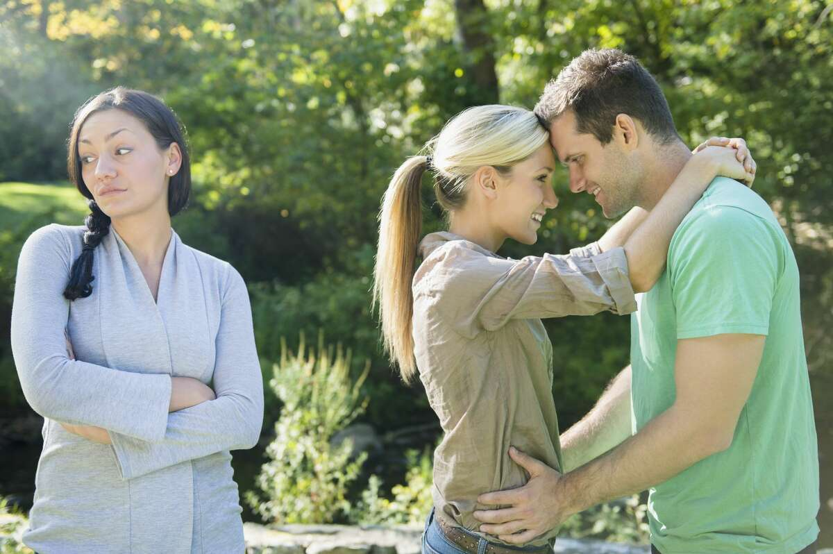 A woman thinks her sister is making a big mistake by marring a man she doesn't approve of.