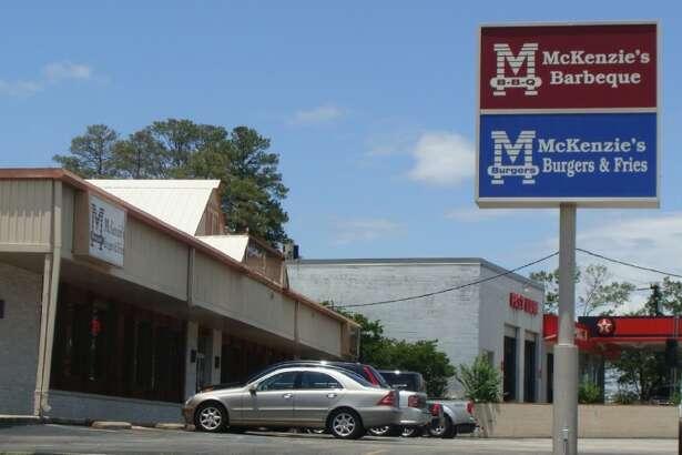McKenzie's Barbeque .1501 N. Frazier, Conroe. 936-539-4300.Walden Road, Montgomery. 936-582-7444