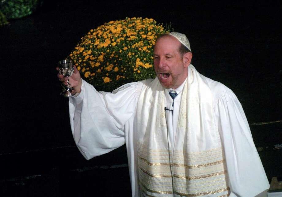 Stamford Rabbi Mark Golub's Jewish Broadcasting Service can now be seen on DirecTV. Photo: File Photo