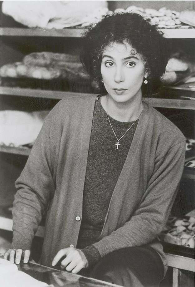 "Cher's New York accent in ""Moonstruck"" was so off it distorted the movie's world. Photo: COURTESY PHOTO"