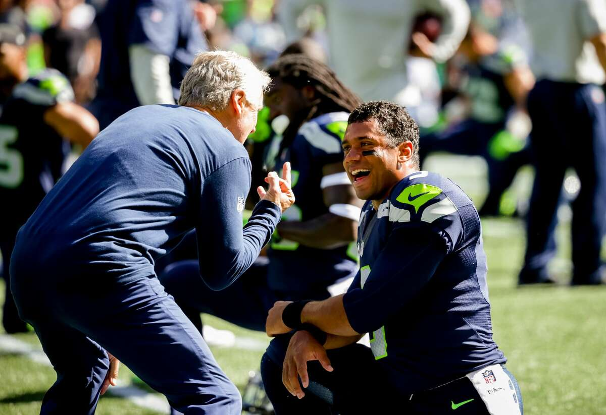 The Seattle Seahawks defeat the San Francisco 49ers 37-18 at CenturyLink Field in Seattle on September 25, 2016. (Photography by Scott Eklund/Red Box Pictures)