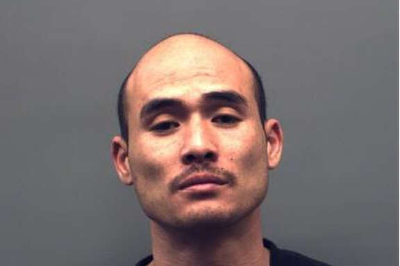 Tien Nguyen, 35, is charged in Smith County, Texas with money laundering after allegedly being stopped with $71,900 in cash in a rental car on Interstate 20. Handout