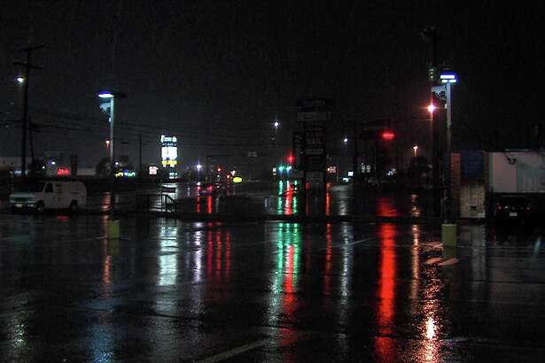 A flash flood is in effect for Bexar County after some parts of the area received up 5 inches of rain, forecasters said Monday morning.