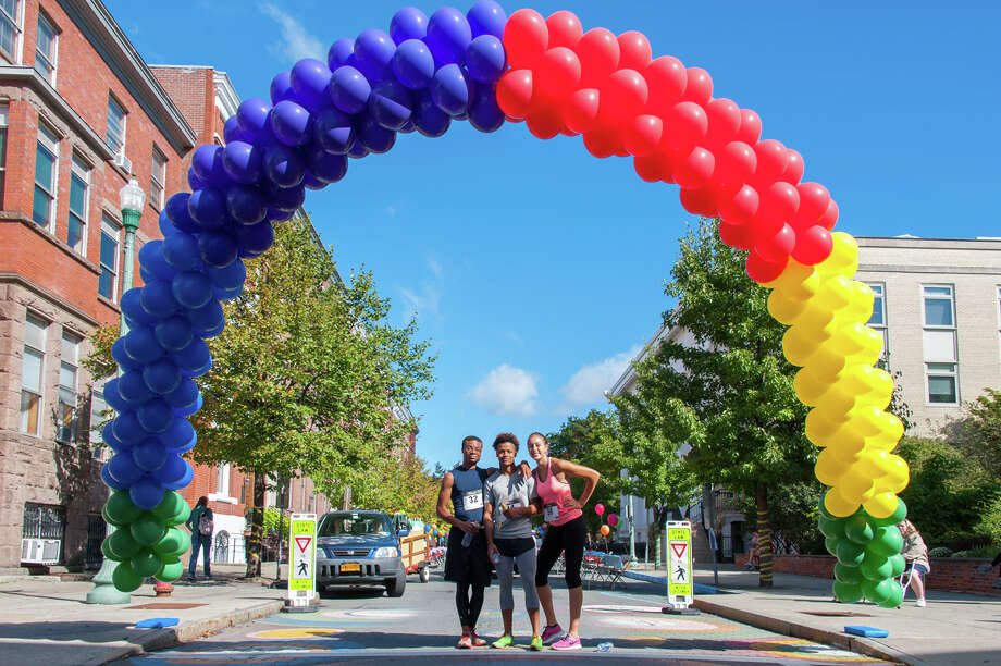 Were you Seen at the Sage College's Centennial 5K Run/Walk at Russell Sage College in Troy on Saturday, Sept. 24, 2016? Photo: Tamara Hansen
