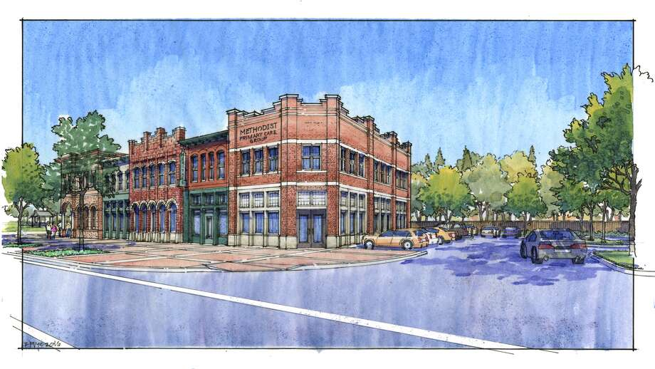 Cheatham Management is building a medical office building in the historic district of Montgomery at 21300 Eva Street. Photo: Cheatham Management