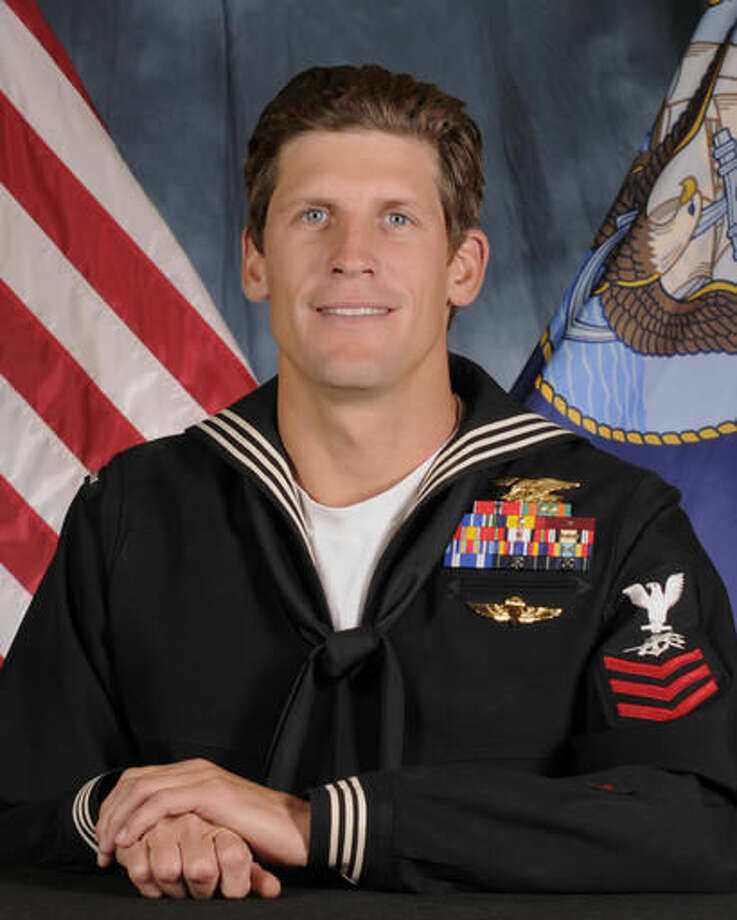 160504-N-N0101-001 WASHINGTON (May 4, 2016) U.S. Navy file photo of Special Warfare Operator 1st Class Charles Keating IV, 31, of San Diego. (U.S. Navy photo/Released) Photo: U.S. Navy