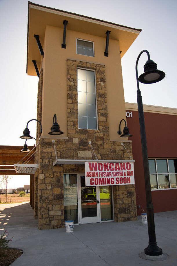 Wokcano, Asian Fusion restaurant opening soon. Monday 05-02-16 Tim Fischer\Reporter-Telegram