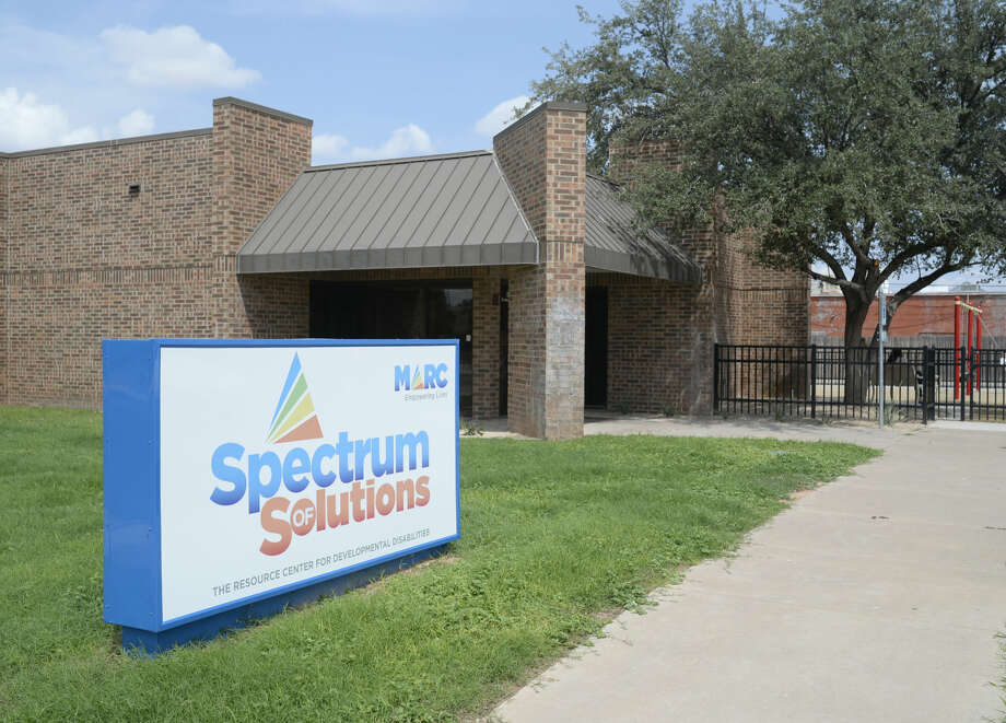 MARC's new Spectrum of Solutions facility near the intersection of W. Illinois and Plaza on Wednesday, Sept. 7, 2016. James Durbin/Reporter-Telegram Photo: James Durbin