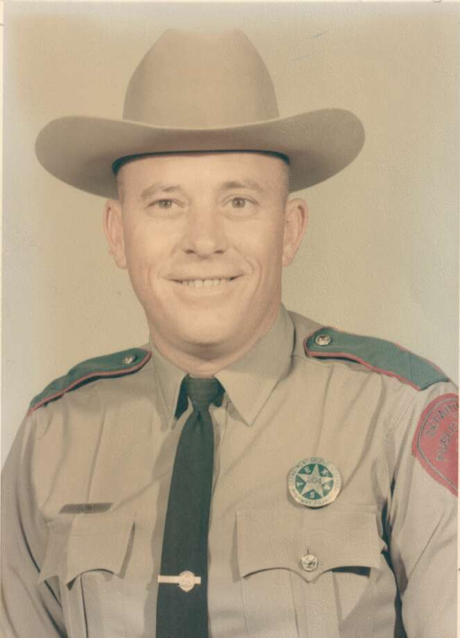 A 28-mile segment of U.S. Highway 67 between McCamey and eastward beyond Rankin will be dedicated as the Trooper Sammy Long Memorial Highway. Photo: Courtesy Photo