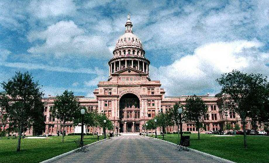 Texas State Capitol in Austin.  Photo: 	SAN ANTONIO EXPRESS-NEWS