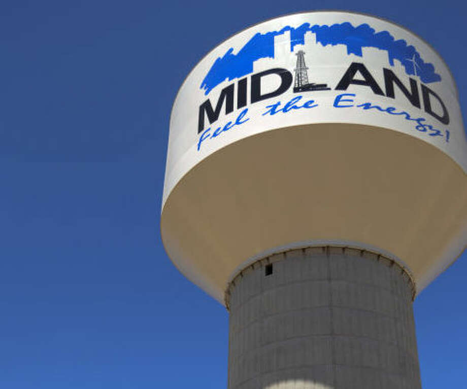 It has been reported that a new water tower will mean more opportunities for housing developments, something necessary for a community growing like Midland.