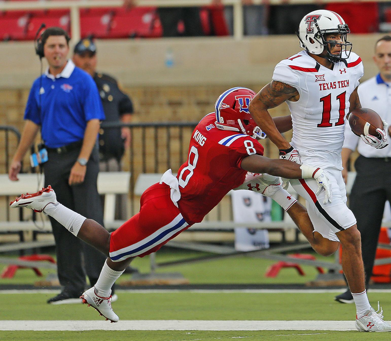 College Football Texas Tech To Open 2018 Season Vs Ole Miss Midland Reporter Telegram