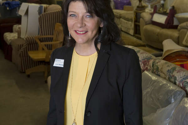 Lori Wesley, president of SeniorLink, is one of the 52 Faces of our Community. Thursday 06-30-16. Tim Fischer\Reporter-Telegram
