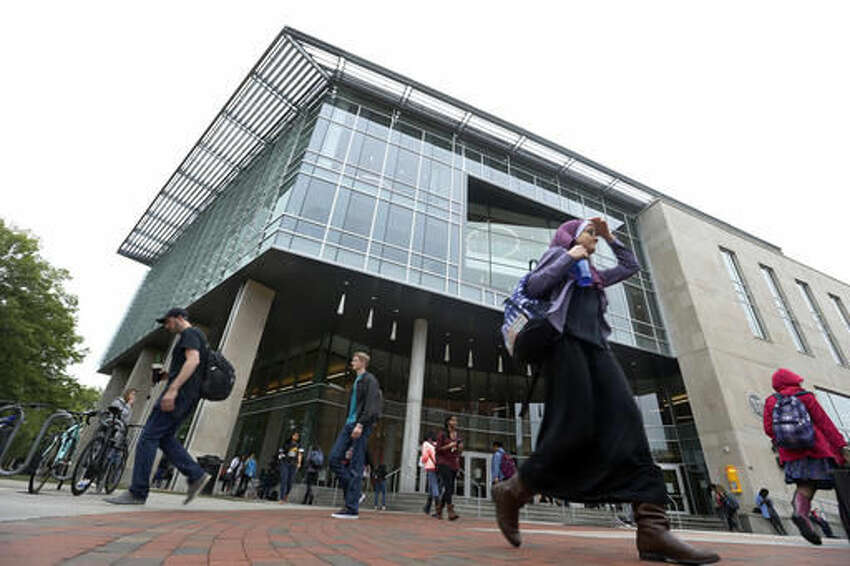 Virginia Commonwealth University Out-of-state tuition and fees: $33,656 In-state tuition and fees: $13,624 Undergraduate enrollment: 23,663 Percentage of undergraduates from out-of-state: 6% Rank: 19 (AP Photo/Steve Helber)