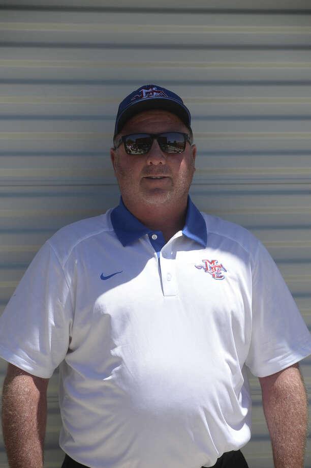 Friday, Aug. 5, 2016 mug of Midland Christian football coach Greg McClendon James Durbin/Reporter-Telegram Photo: James Durbin