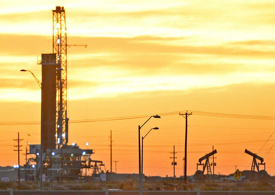 Reeves County jumped by two rigs to 68, according to Baker Hughes data, and Midland County dropped by one rig to 47.